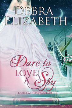 Can Hannah win the heart of England's most elusive spy.