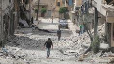 ABD ve Rusya Halep'te ateşkes için anlaştı