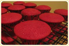 Cannabis Red Velvet Cupcakes. Someone Please Make these for me.
