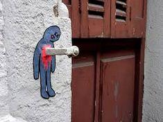 Creative and unique street art. Creative and unique street art. - Art, Creative - Check out: Cool Street Art on Barnorama 3d Street Art, Best Street Art, Amazing Street Art, Street Art Graffiti, Street Artists, Urban Graffiti, Oak Street, Street Installation, Urbane Kunst
