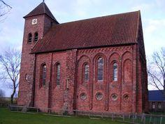800 year old Church of the Termunterzijl