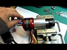 Brushless DC Motor Used For High Speed CNC Spindle | Hackaday