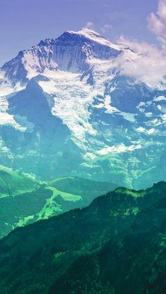 papel de parede para celular natureza e paisagem iphone 6 iphone 6 montanha gelo