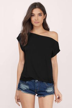 949a4e4b79762 43 Best One shoulder tops images