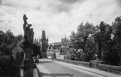 Prague of yesteryear. Courtesy of Vilém Heckel Archive Praha, Czech Republic, Archive, City, Travel, Outdoor, Historia, Outdoors, Viajes