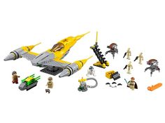 Naboo Starfighter (75092)