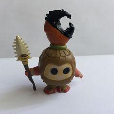 Funko Mystery Mini Disney Moana Kakamora with spear Vinyl Figure