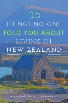 15 Things No One Told You About Living in New Zealand - After living in New Zealand for 2 years, in Auckland and Wellington these are all the things we learned from living there! #NewZealand #NewZealandTravel #LivinginNewZealand #MovingtoNewZealand #NZFunnyThings #NZ #VisitNZ #VisitNewZealand #Expat #ExpatinNewZealand