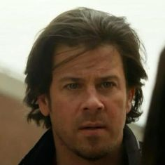 new hair cut.. screen cap from Leverage