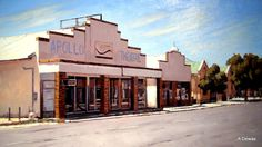 John Kramer Cape Town South Africa Victoria West, Apollo Theater, Theatre, Cape Town South Africa, Mansions, House Styles, Home Decor, Artist, Decoration Home