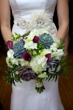 sisters floral design studio: Organic Fall Wedding