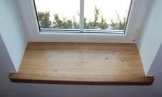 Holzfensterbank sonstiges pinterest fensterb nke fenster und fensterbrett - Fensterbrett innen holz ...