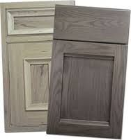 Image Result For Grey Stained Oak Cabinets Diy Remodel Gray Kitchens And House