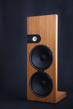 """a real open (dipole) """"speaker wall."""" by Human Audio"""