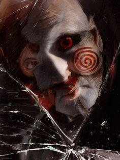 John Kramer (Jigsaw - saw)
