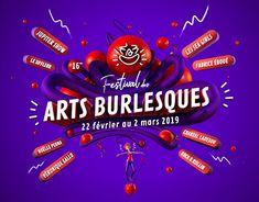 Burlesque Festival, Comedy Festival, Blender 3d, Character Modeling, Graphic Design Illustration, Art Direction, Design Art, Creations, Behance