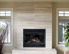 Tehama Homes contemporary living room