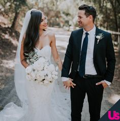'Bachelor' alum Britt Nilsson married Jeremy Byrne on Saturday, September 9 at Green Oak Ranch — see Us Weekly's exclusive photos from the wedding!