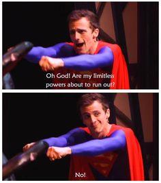 Brian Holden in Holy Musical Batman