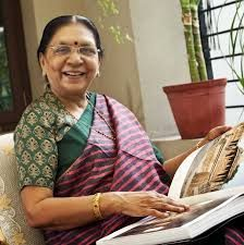 Anandiben Patel took over as Gujarat's first woman chief minister May 22, 2014. She was administered oath by the state's Governor Kamla Beniwal. On stage, was her predecessor Narendra Modi, who will be the country's next prime minister. The entire BJP top line of leaders were also present as the 72-year-old Anandiben took oath at a packed Mahatma Mandir in Gandhinagar. After Mr Modi resigned after 13 years as chief minister, his party's legislators elected Ms Patel to be their leader.