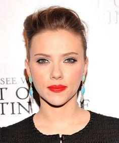 Scarlett Johansson  En clave rouge