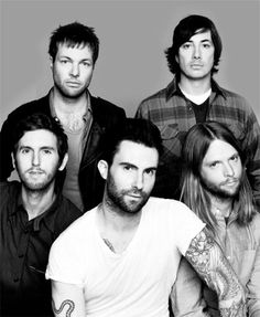 Maroon 5 - Well what more is there to say....they are awesome!