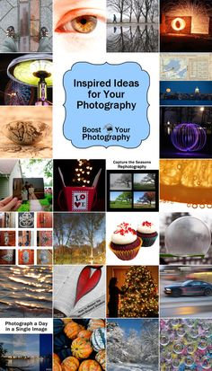Collection of Dozens of Inspired Ideas and Inspiration for Your Photography | Boost Your Photography