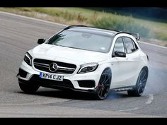 2015 Mercedes Benz GLA 45 AMG Review - First Drive - YouTube