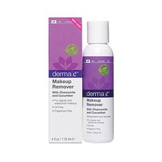 Derma E Natural Bodycare Eyebright Eye Makeup Remover  4 fl oz -- You can find more details by visiting the image link. (Note:Amazon affiliate link)