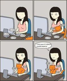 17 Ilustraciones que sólo los que tienen gatos entenderán. - Taringa!