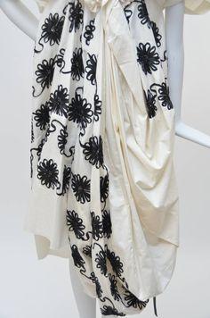 Tao Comme Des Garcons Runway Dress 2008 3