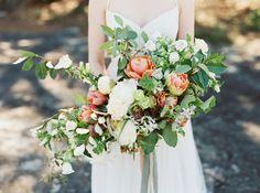 Arabia Mountain | Lithonia, GA | Photography by Jessica Gold Photography | Florals by Libby Hockenberry for AJF+D | #wedding #atlanta #atlantaflorist #styledshoot #bridetobe #weddingdesign #design #spring #florals #romantic #dreamy #bridalbouquet #bouquet
