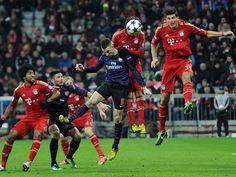 Koscielny vs Bayern Munich 2012-2013.