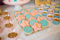 Twinkle Twinkle Little Star First Birthday - Pretty My Party