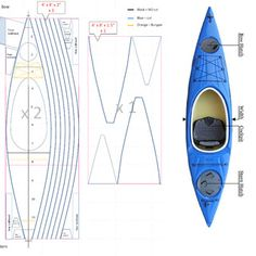 Sawfish, an Unsinkable, Lightweight, Foam Kayak (23 Lbs ...