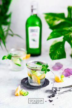 Gin And Tonic, Culinary Arts, Panna Cotta, Ethnic Recipes, Desserts, Food, Tailgate Desserts, Dulce De Leche, Deserts