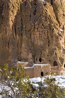 The mystery of Anasazi culture enveloped by the 34,000 acre Chaco Culture National Historical Park and the 32,000- acre Bandelier National Monument the place says it all. Visit Santa Fe, The City Different, October is beautiful in Santa Fe - aspen leaves and cool, dry air and bright blue skies. Cozy and historic adobe home in town - walking distance to the plaza. SF vacation rental available Oct 16 - 20 and Oct 26- Nov 04, https://www.airbnb.com/rooms/2562597 #santafevacationrental