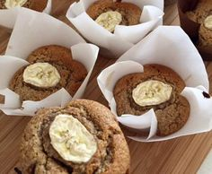 Recipe Paleo Banana Muffins by LindaLangley - Recipe of category Baking - sweet