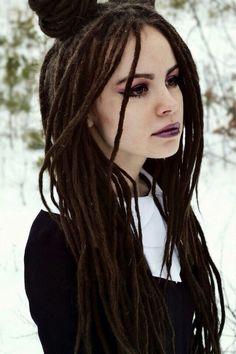 #dreadlocks #dreads #girls #dreadhead