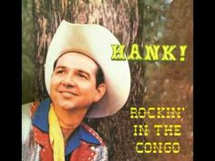 HANK THOMPSON - Rockin' in the Congo (1957)