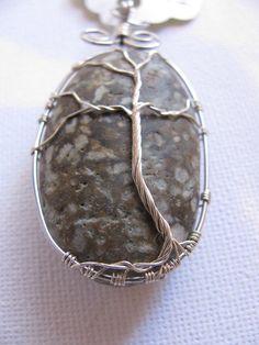 Beach Rock Tree 2 Jewelry