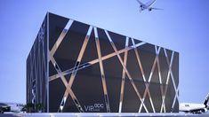 Architecture Facade GDC Pavilion on Behance Futuristic Architecture, Facade Architecture, Concept Architecture, Amazing Architecture, Architecture Colleges, Landscape Architecture, Building Facade, Building Design, Building Ideas