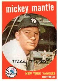 baseball cards | 1959 Topps Baseball Cards & Free Checklist