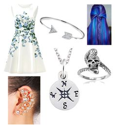 """Untitled #96"" by mercy123 ❤ liked on Polyvore featuring ERIN Erin Fetherston, Bling Jewelry and Tressa"