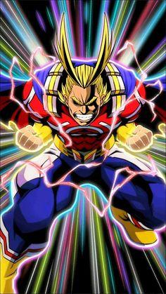 Toshinori Yagi / All Might (My Hero Academia) Buko No Hero Academia, My Hero Academia Memes, Hero Academia Characters, My Hero Academia Manga, Anime Characters, Manga Anime, Anime Art, Otaku Anime, I Love Anime