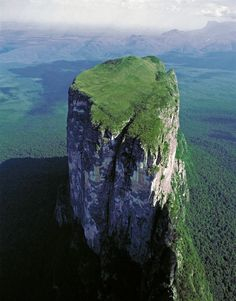 Tepui, the table of gods, Venuezela