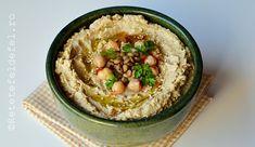 Legume la borcan în saramură, pentru iarnă - Rețete Fel de Fel Hummus, Lunch, Vegan, Ethnic Recipes, Kitchens, Homemade Hummus, Lunches