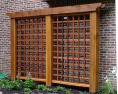 Simple Trellis Design There are a lot of simple low