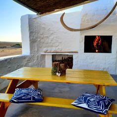 Let's run away to the tranquil Karoo landscapes ...  #Karoo #tranquil #getaway #peaceandquiet #weekend #southafrica