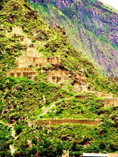 Ollantaytambo, Peru Wanderlust; Bridget Beilein